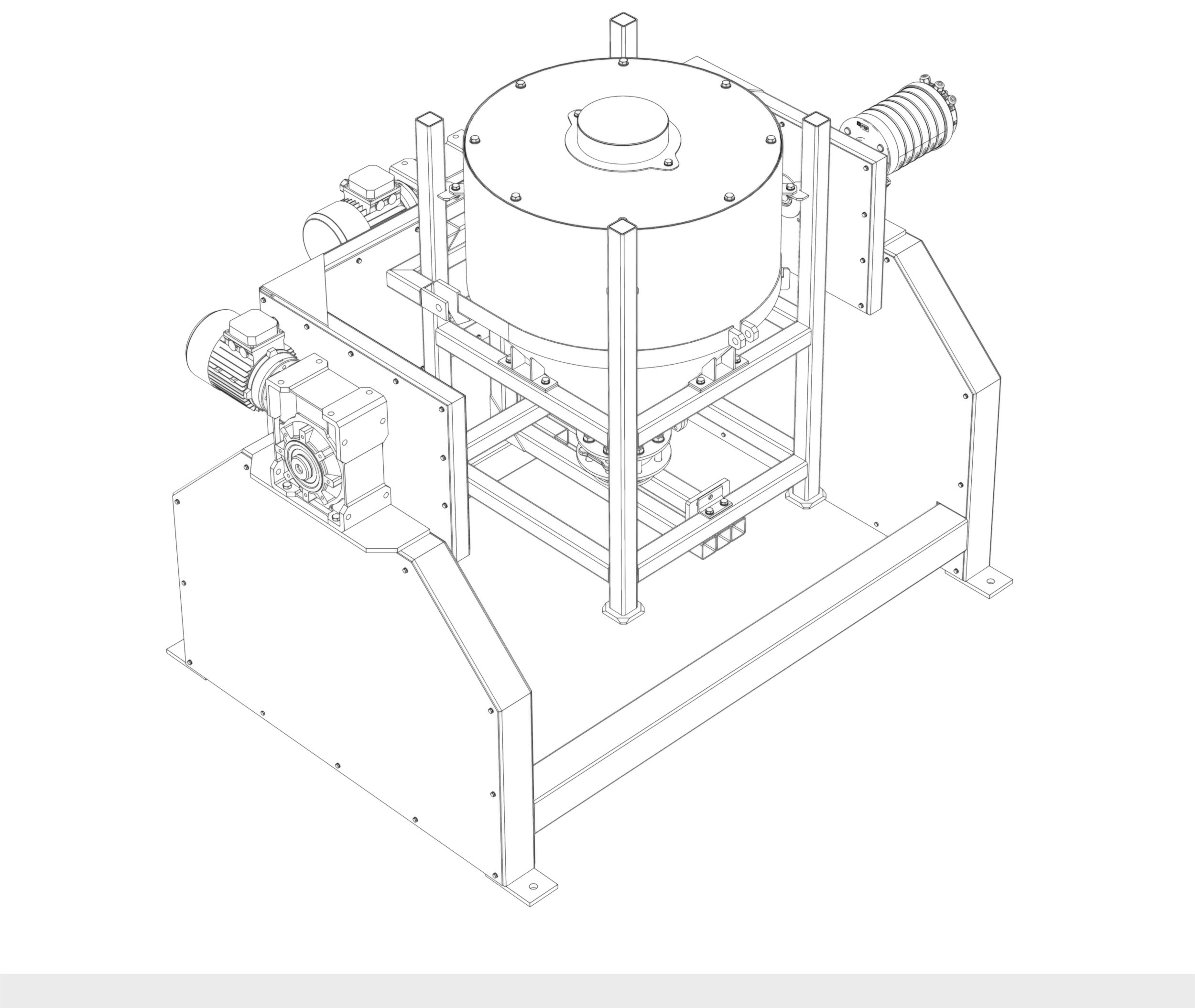 Mixing system 3.DM