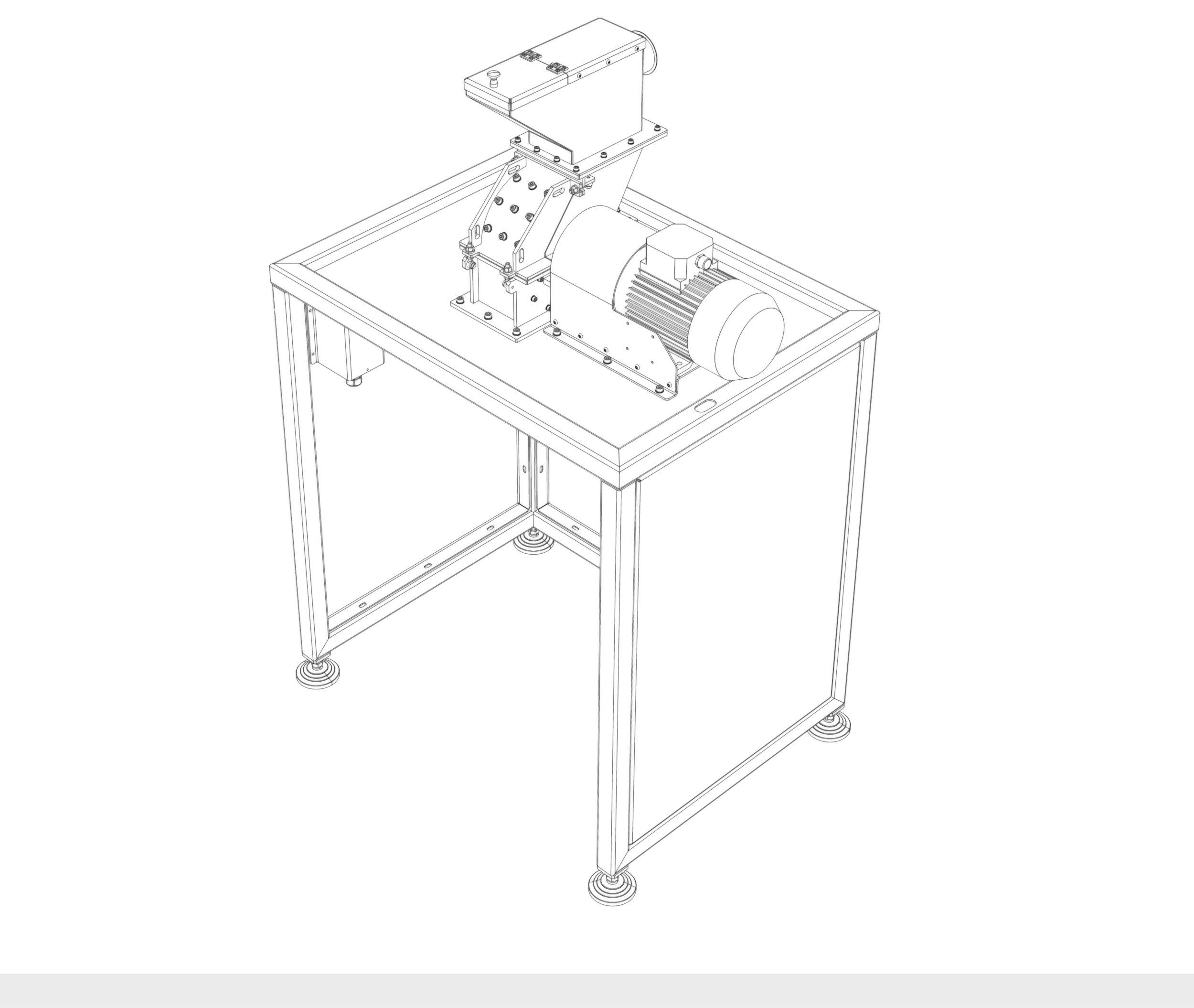 Milling system VMS.100