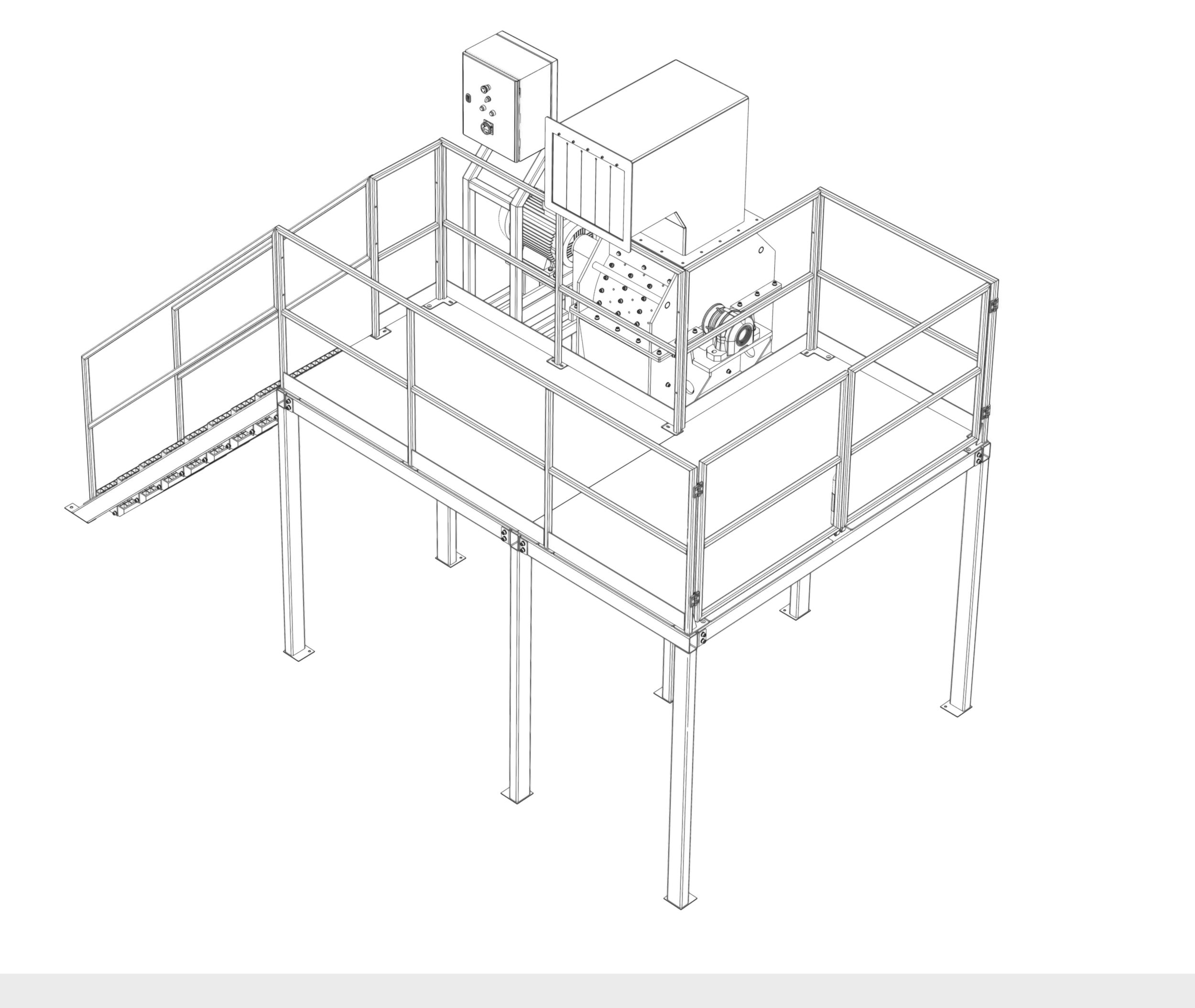 Milling system VMS.500