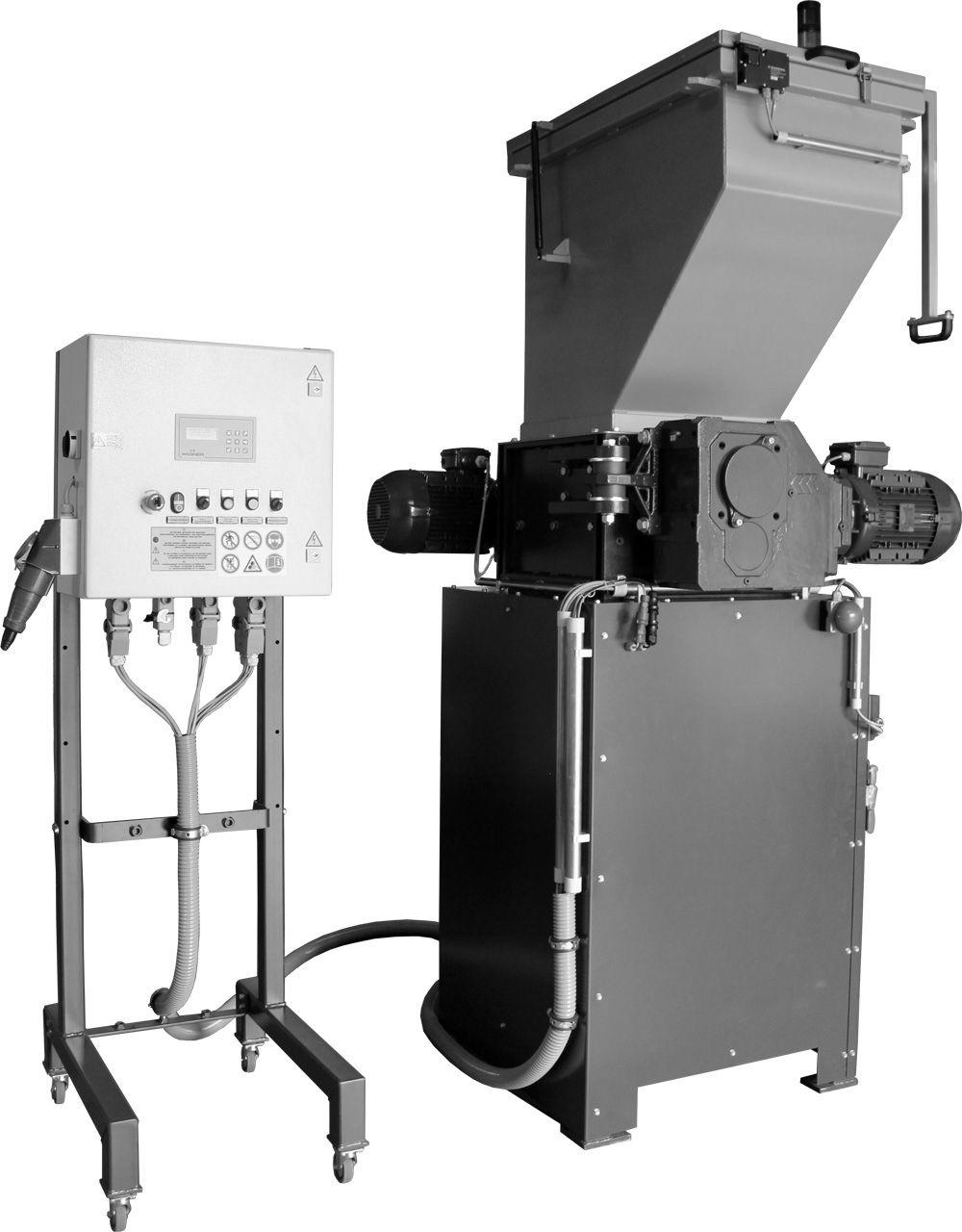 2-shaft-shredder WTS.500