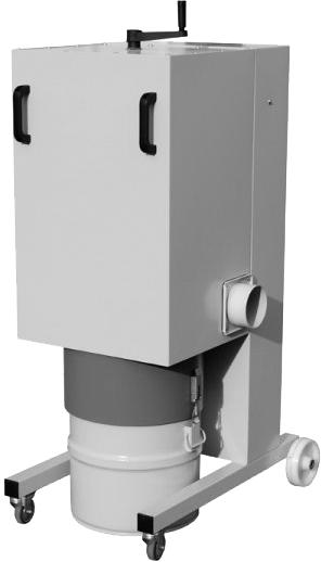 Dust extractor P.120