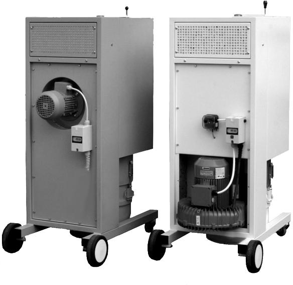 Dust extractor BASIC.C-S