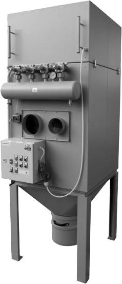 Dust extractor S.4
